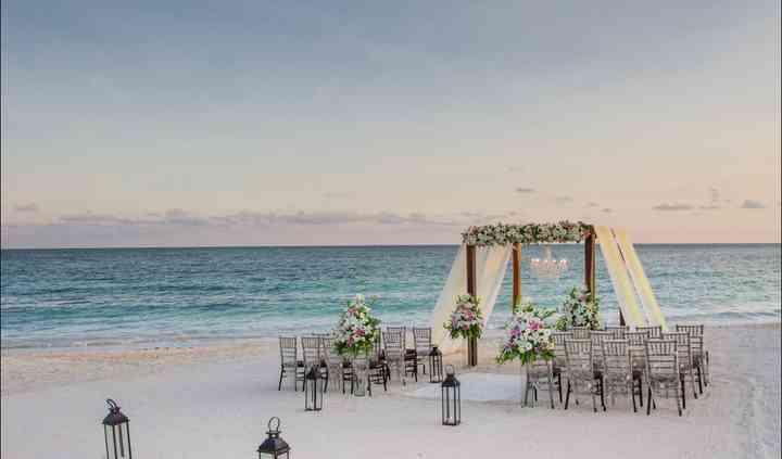 Beach Wedding Planners in Dubai